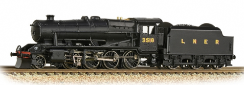 372-160 Farish LNER O6 3506 LNER Black (LNER Revised)